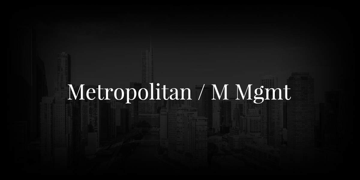 Metropolitan: Fantastic Haute Couture Runway Shows
