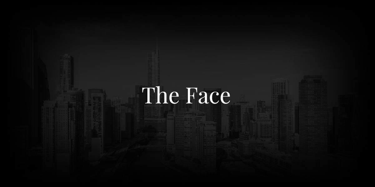 The Face: Next To The Fontaine Louvois