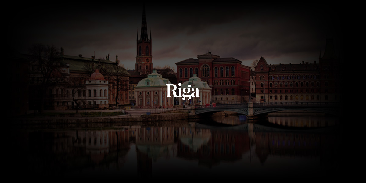 Riga: The best Agencies for modelling