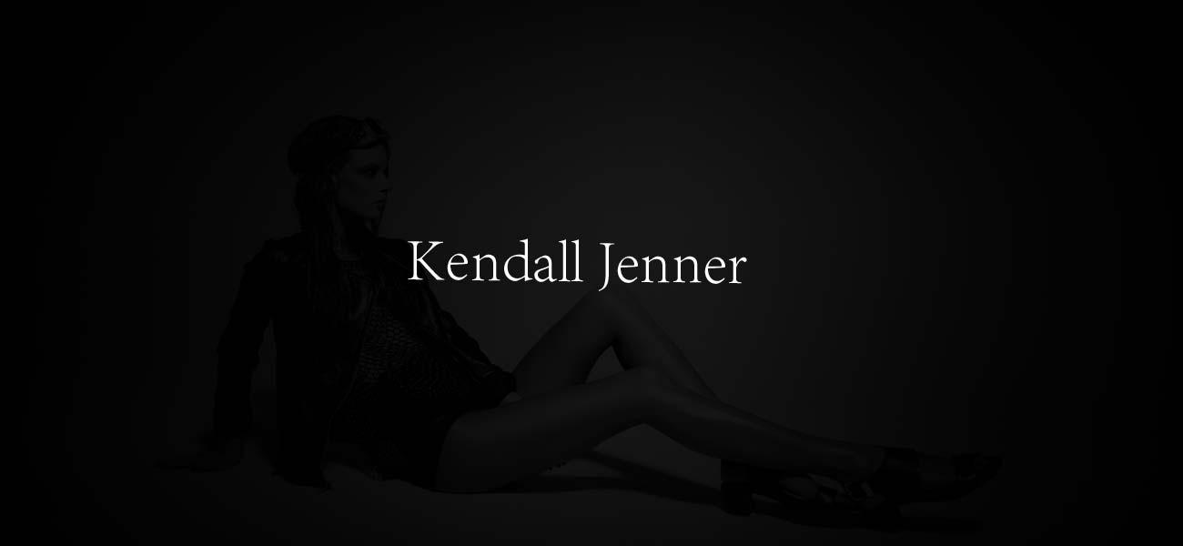 Kendall Jenner Top Model