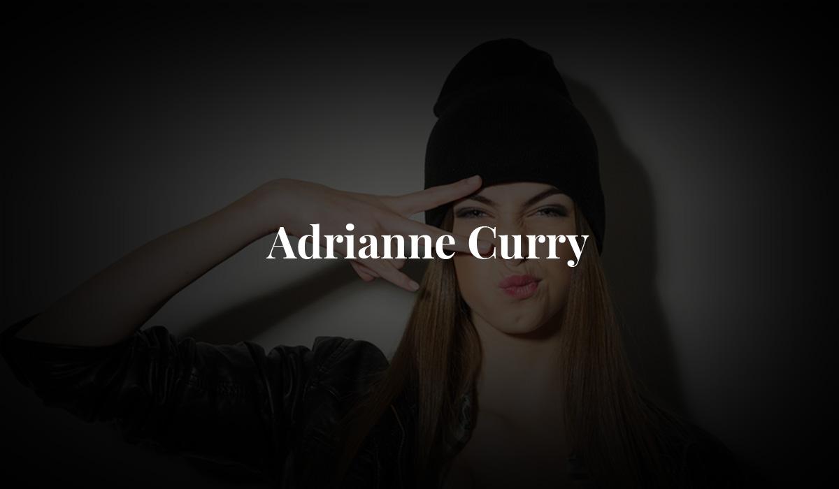 Adrianne Curvy Top Model