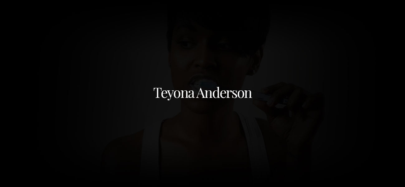 Teyona Anderson: The Catwalk Pro