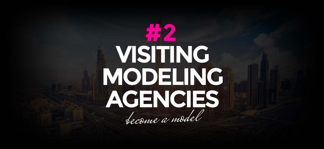 Visiting Modeling Agencies: Your First Gosee / Casting + Checklist | Become a model #2