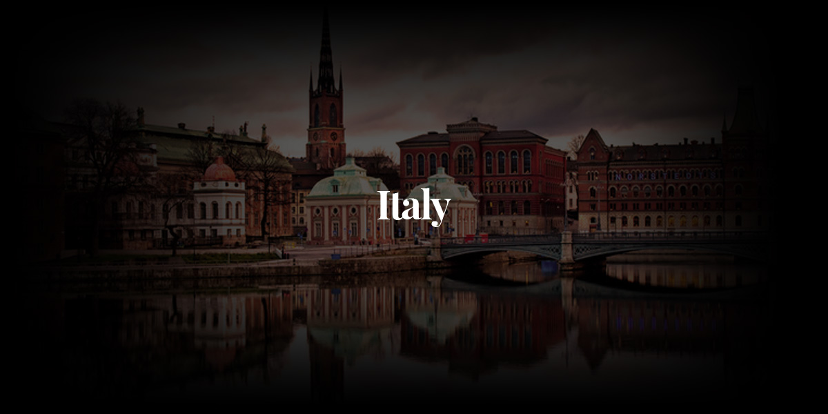 Italy: Best Agencies from Milan to Palermo