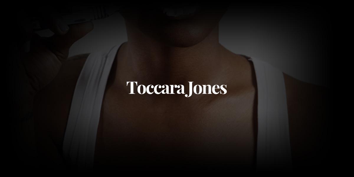 Toccara Jones: model, actress, singer