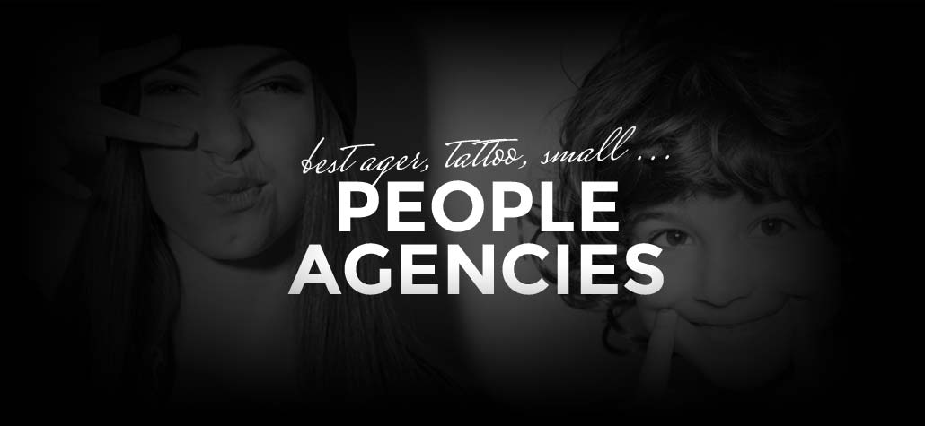 People agencies: Recommendations for tattoo and extraordinary models