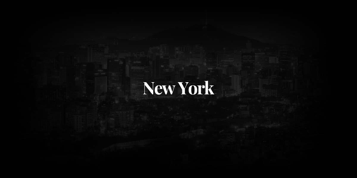 Fashion Photographer New York: The Elite of the United States