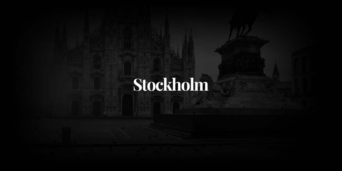Stockholm fashion & advertisment photography: Recommendations for Swedens capital