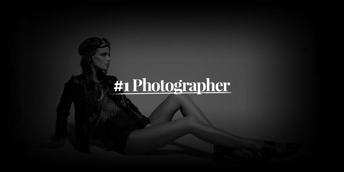 Fashion Photographer: Worlds #1 Photograhpy Talents For Advertisement