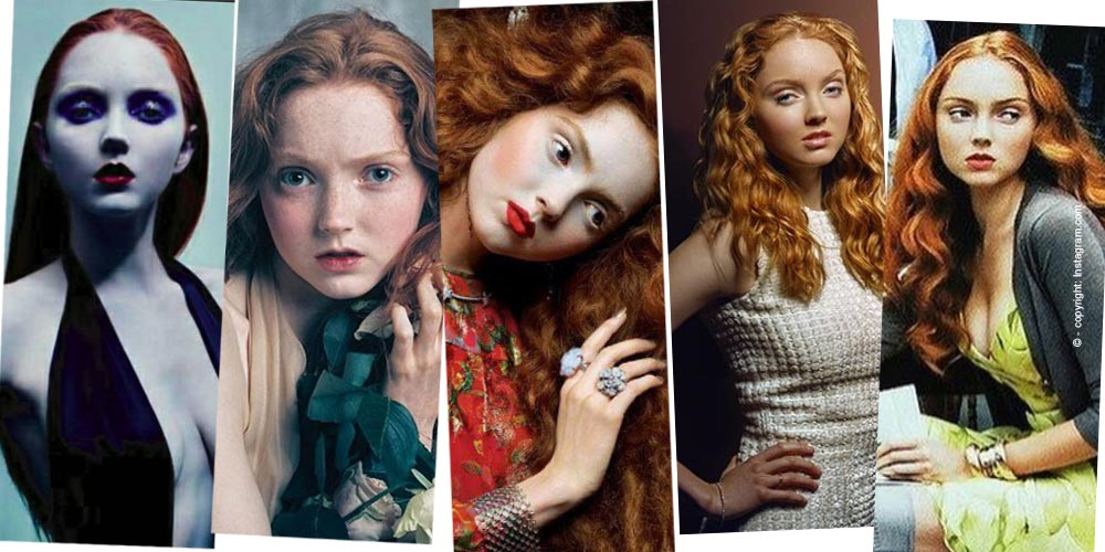 Lily Cole: Exceptionally beautiful