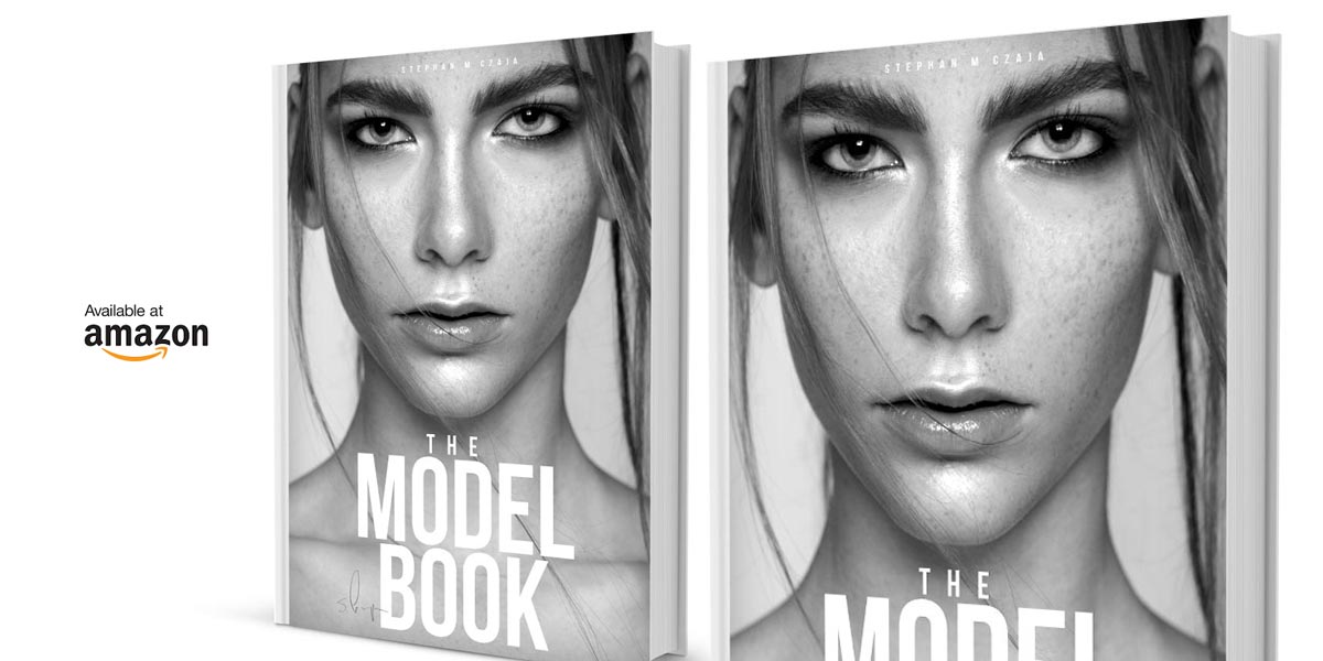 The Model Book - Become a model: Now available in USA, UK and worldwide!